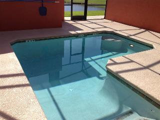 PARADISE PALMS (3033CA) ORLANDO -  4 bed/3 bath splash pool/Lakeview/ --7 miles to Disney - Kissimmee vacation rentals