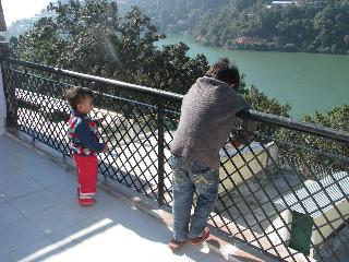 Lakeview rooms with Kitchen Mall Road Nainital - Nainital vacation rentals