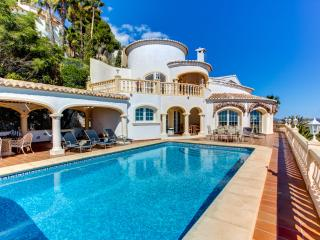 Exquisite Villa Montemar with panoramic sea views - Benissa vacation rentals