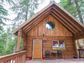 Cozy Log Cabin in Forest by Alyeska - Girdwood vacation rentals