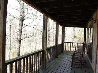 Chalet 1st Fl ~Rustic, Affordable, Family Friendly - Dandridge vacation rentals