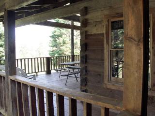 Large Groups, Youth, Rustic Log cabin lodge - Dandridge vacation rentals