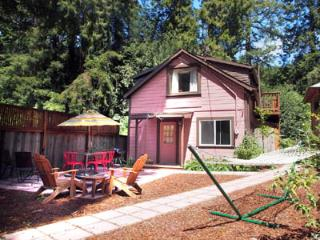 Charming 3 bedroom Monte Rio House with Deck - Monte Rio vacation rentals