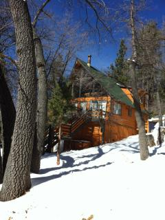Cozy Cabin in Big Bear - Moonridge - Big Bear and Inland Empire vacation rentals