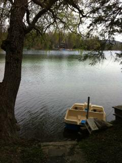 Cabin on Green Lake in Tully - Little York vacation rentals