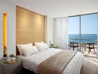 Luxury Suite Ramada Hotel Netanya 6sleeps Sea View - Netanya vacation rentals