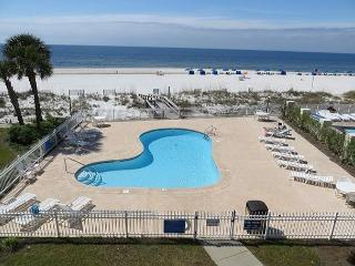 Direct Gulf Front *$99.00 Nightly Rate for September* $584.97! Aqua Vacations - Orange Beach vacation rentals