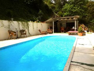 Angelic Sant Feliu villa for 8-10 people in the charming Catalonian hills - Catalonia vacation rentals