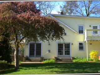 Beautifully Restored Country Estate and Farmhouse - Hyde Park vacation rentals