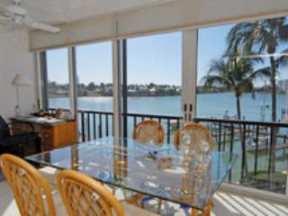 Superb waterfront views. Dock your boat out front. - Naples vacation rentals