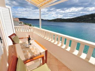 Beach Front Apartment with Balcony - Vinisce vacation rentals
