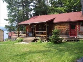 Front - The Birches - Rangeley - rentals