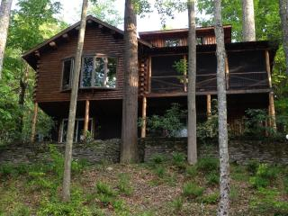 Log Cabin on Lake Wallenpaupack in Pike County, Pa - Paupack vacation rentals