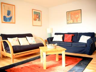Bright and sunny modern apartment with great views - Cockenzie vacation rentals