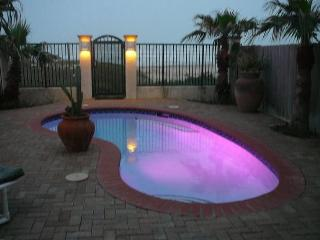 Walk off the Patio & onto the Beach - South Padre Island vacation rentals