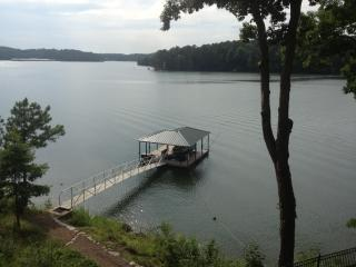 Lake Allatoona Home, Best View w/ Deep Water - Waleska vacation rentals