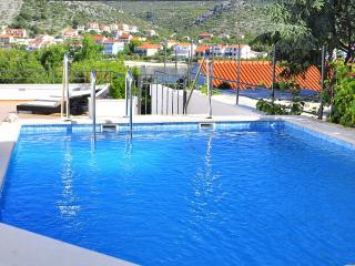 Villa Silvio - luxury house with private swim pool - Seget Vranjica vacation rentals