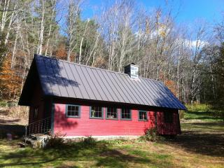 Vermont Cabin in the Orchard - Eastern Vermont vacation rentals
