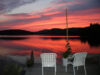 Unique, Charming Guesthouse cottage at Sunset Lake - Lakes Region vacation rentals