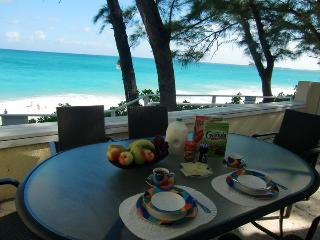 Sunrise Beach Club unit #1 - directly on the beach - Paradise Island vacation rentals