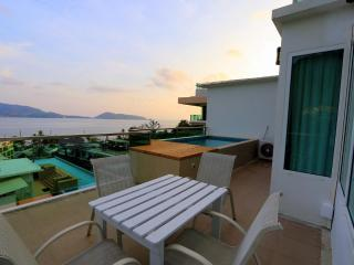 Amazing Sea View Apartment in Patong with Pool - Patong vacation rentals