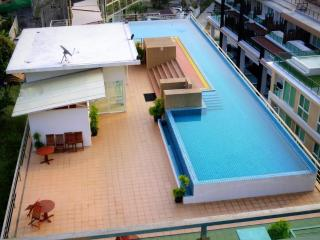 3 BDR Sea View Apartment Pool and Gym in Patong - Patong vacation rentals