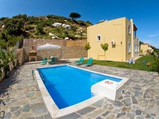 6 guest villa in Rethymno - crete - Rethymnon vacation rentals