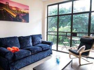 1BR + Balcony on Dizengoff+BEACH! - Israel vacation rentals