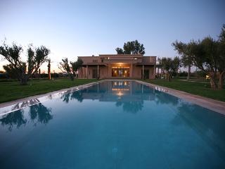 Luxury villa 6 bedrooms in Palmeraie Marrakech - Marrakech vacation rentals