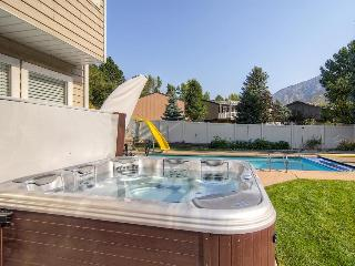 Contemporary home with a private hot tub and stunning mountain views - Salt Lake City vacation rentals