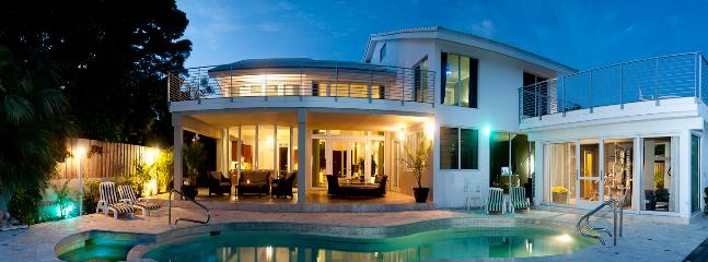 Back of the house - * Miami Beach, CEO Owned Mansion * - Miami Beach - rentals