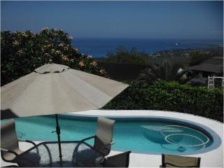 Spectacular Coastline Views/ Pool/Spa! 4 Bedrooms! - Kailua-Kona vacation rentals