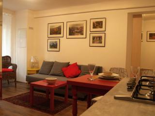 Charming Art Studio Apartment off Andrassy Avenue - Budapest vacation rentals