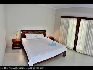 Lovers bedroom in Chilli Villa - Mengwi vacation rentals