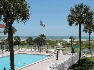 Spanish Trace 240, Ocean View Condo, WIFI - Saint Augustine Beach vacation rentals
