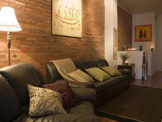 JUST RELISTED - Gorgeous 3B + 1 Plateau! - Montreal vacation rentals
