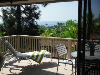 Panoramic Tropical Ocean Views in Keauhou Resort 2 Private Lanais! - Kailua-Kona vacation rentals