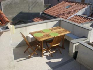 Studio with private terrace with seeview. - Alghero vacation rentals