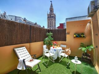 COLUMBUS HOUSE (central, WIFI, AC, Terrace, new) - Seville vacation rentals