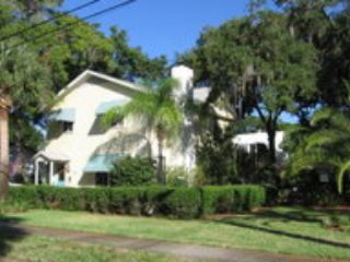 HIstoric home/apartment in the Heart of Tarpon Spr - Tarpon Springs vacation rentals