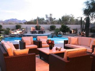 Scottsdale home with beautiful mountain views, close to shops, golf, and fine restaurants. - Scottsdale vacation rentals