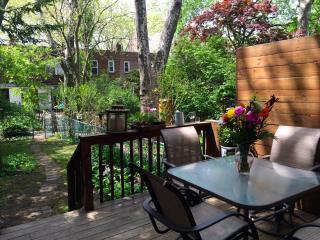 New York City - House in oasis of green - New York City vacation rentals