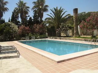 Orange Ibiza Villa - San Jose vacation rentals