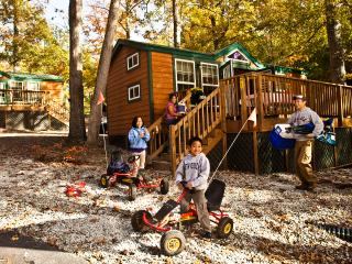 Perfect Cabin with Deck and Internet Access - Williamsburg vacation rentals