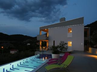 Seaview villa with pool for rent, Vis, Vis island - Vis vacation rentals