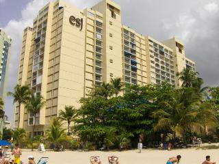 ESJ Towers Hotel Amenities 3 BR Condo- GotoPr. net - Isla Verde vacation rentals