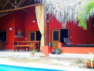 Villa for 8 people near the sea and center village - Las Terrenas vacation rentals