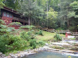 Secret Falls - Tennessee vacation rentals