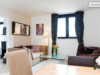 3 bedroom 2 bathroom secure modern block, South Kensington apartment - London vacation rentals