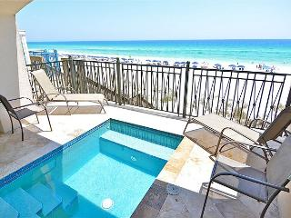 WHIMSICAL Tide Home on BEACH DESTIN AREA POOL 5B/4Ba GREAT RATES - Miramar Beach vacation rentals